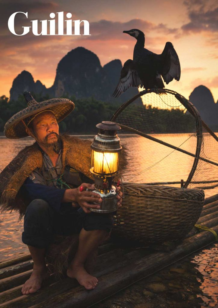 Guilin Photography Tour Capturing the Cormorant Fishermen of Guilin China