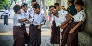 little-kids-on-the-street-of-yangon
