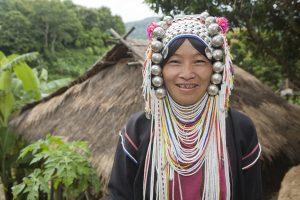 Kyaing Tong Tribal Lady