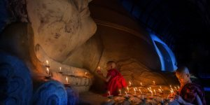 novices-inside-an-old-temple-in-bagan