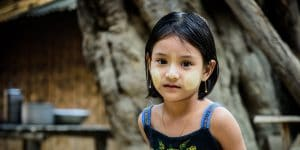 a-cute-burmese-girl