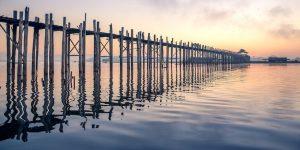 sunset-over-u-bein-bridge