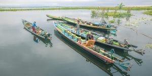 boats-on-inle-lake