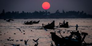 sunset-over-the-yangon-river
