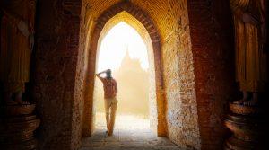 Traveler in Myanmar Temples of Bagan