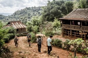 Hiking Myanmar's Remote Hill Tribes