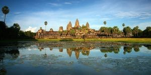 lotus-pond-at-angkor-wat