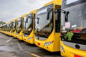buses-in-yangon