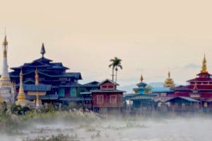 pagodas-and-monastery-in-inle-lake