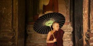a-novice-inside-a-temple-of-bagan