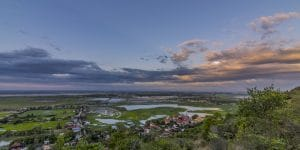 sunset-view-from-phnom-krom