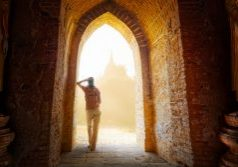 Traveler in Myanmar Temples of Bagan